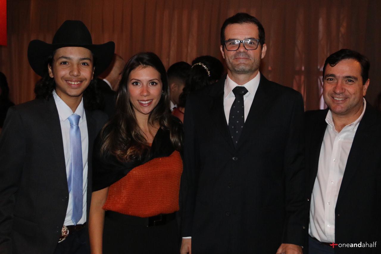 Prêmio Hipismo Brasil condecorou os melhores do ano 2018 com diversas homenagens para a modalidade de Rédeas