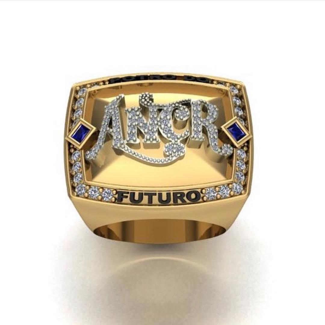 Campeão do Potro do Futuro ganhará anel de ouro e diamante
