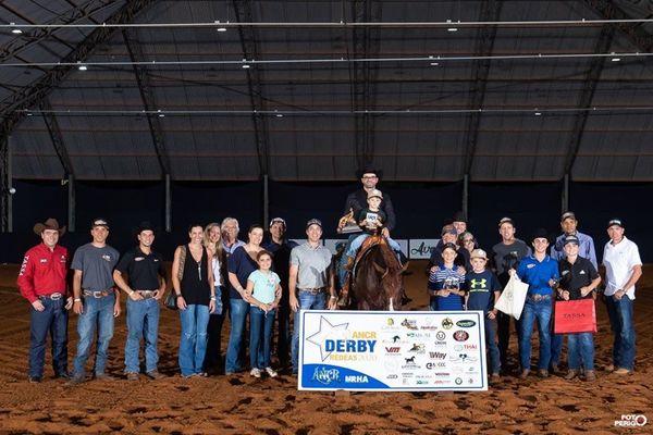 Derby ANCR 2020 supera recordes da edição anterior e mostra que a modalidade não para de crescer