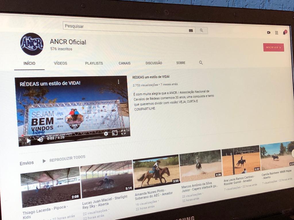 Desafio Virtual da ANCR surpreende com participantes de todo o Brasil