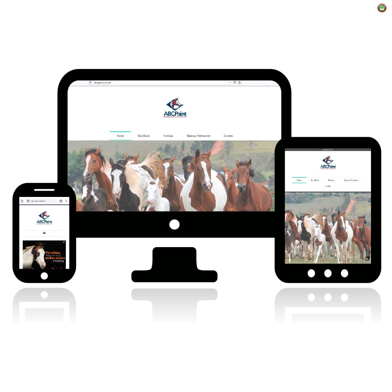 Jequitibá Comunicação Estratégica desenvolve em tempo recorde site com novo layout para ABCPaint