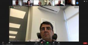ABCPaint participa de reunião para criação do Instituto Brasileiro de Equideocultura (IBEqui)