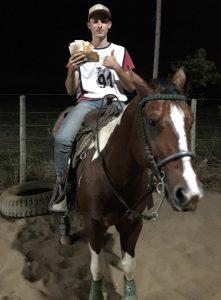 Prova de Laço Campista no RJ sagrou King Tari OLena campeão