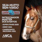 ANCA firma parceria inédita para o ano equestre da temporada 2020/2021 da Apartação.