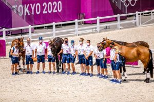 Concurso Completo de Equitação tem início em Tóquio